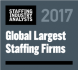 Largest Global staffing